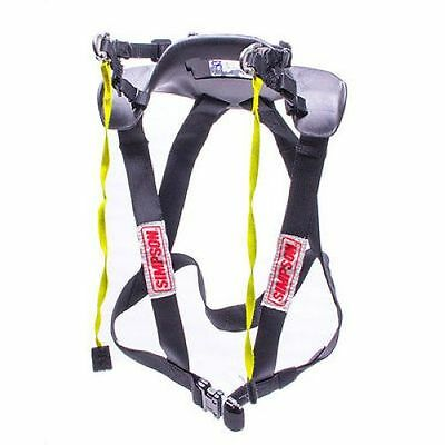 Simpson Safety HS.LRG.11 Hybrid Sport Head and Neck Restraint Large