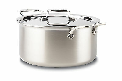 All-Clad-Stockpot try-ply 8QT NEW