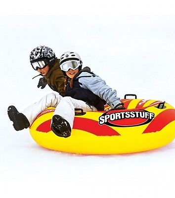 Sportsstuff Air Flyer Snow Sledge Toboggan