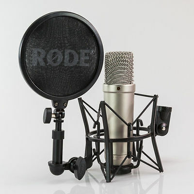 Rode NT1-A Large Diaphragm Condenser Microphone - USED #269