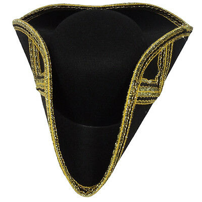 Adult Tricorne Hat by Dress Up America