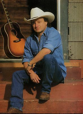 Lot of 2 Mark Chesnutt Clippings 7 Pages