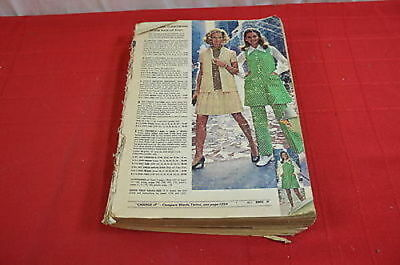 VTG 1970 Montgomery Ward Catalog Wishbook Department Store Spring-Summer   900