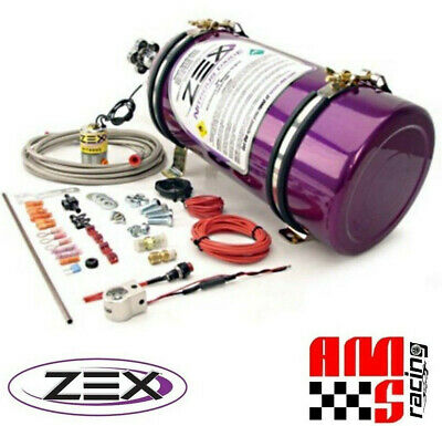 Zex 82270 Show Nitrous Purge Kit System W/ No Light N2O Nos