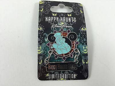 Disney Haunted Mansion NEW Happy Haunts 2013 Hitchhiking Ghost Phineas Pin
