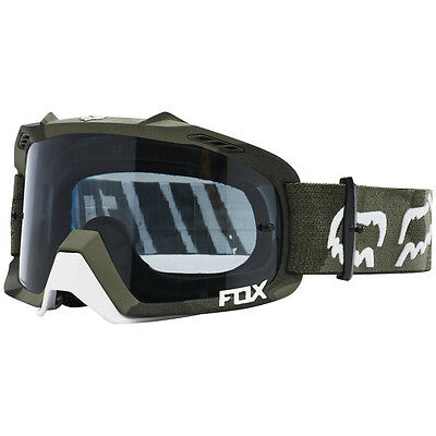 2017 Fox MX Air Defence Goggles - Creo Camouflage Adult Motocross Offroad Trail