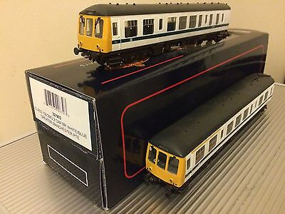 OO gauge Bachmann 108 DMU BR Blue/white Greater Manchester PTE DCC fitted