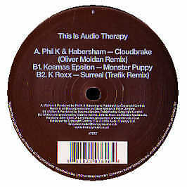 Dave Seaman Presents - This Is Audiotherapy (Vinyl Sampler 1) - 2005 #166332