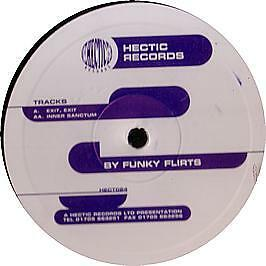 Funky Flirts - Exit Exit - Hectic - 1996 #288343