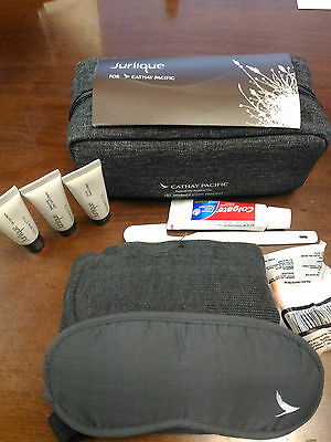 Two Cathay Pacific Business Class Amenity Kit with Jurlique New