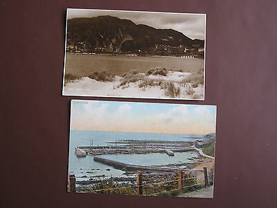 Barmouth - 5 vintage post cards- seebelow