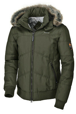 Pikeur Lino Mens Jacket Olive Winter 2016/17  *sale*