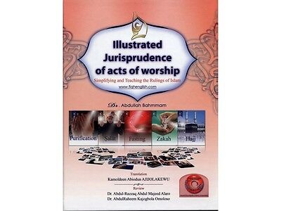Illustrated jurisprudence of acts of worship with CD - (Full Colour - Hardback)