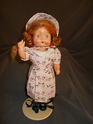Roddy Doll, 11.5 inches, HP Walker, Sleep Eyes, Nice