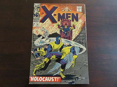 The X-Men #26 (Nov 1966, Marvel) Nice Copy 7.5 VF