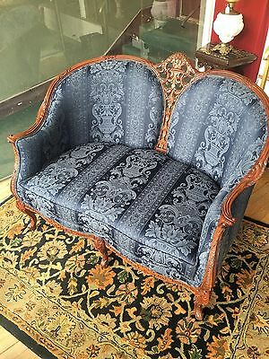 Gorgeous Antique French Settee