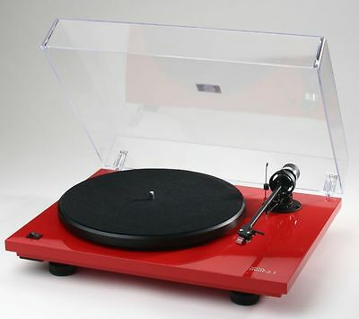 New Boxed Music Hall 2.2LE Turntable Record Player,Goldring Cartridge, Pro-ject