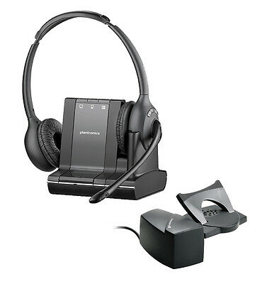 Plantronics Savi W720 Wireless Headset System + HL10 Lifter (A)