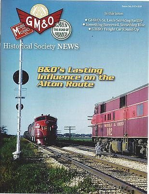 GM&O - GULF, MOBILE & OHIO Historical Society Publication, Oct. 2016 (NEW ISSUE)