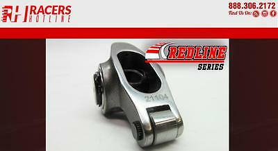 """Chevy SBC Stainless Steel Roller Rocker Arms 1.5 x 3/8"""" with Stud Girdle"""