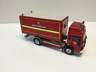 Fire Brigade Models London Fire Brigade Volvo Hose Laying Unit Fire Engine