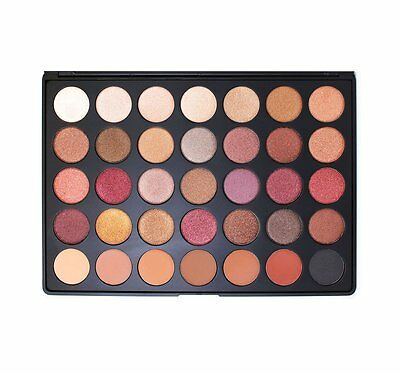 ✦ Brand New ✦ Genuine ✦ Pro Morphe 35F Fall into Frost Palette ✦FAST UK Delivery