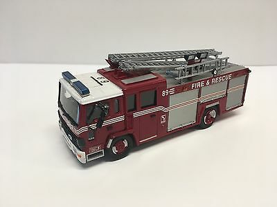 Fire Brigade Models Bedfordshire Fire and Rescue Volvo Pump Ladder Fire Engine