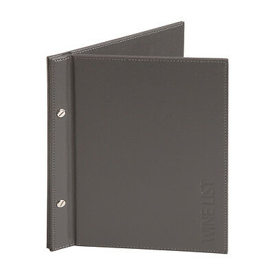 Wine List Outer Screw Folders – A5