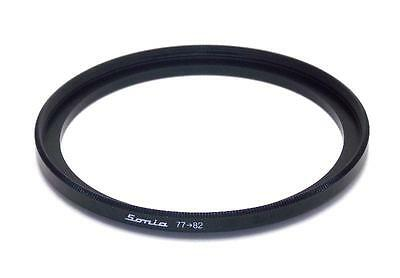 Metal Step up ring 77mm to 82mm 77-82 Sonia New Adapter