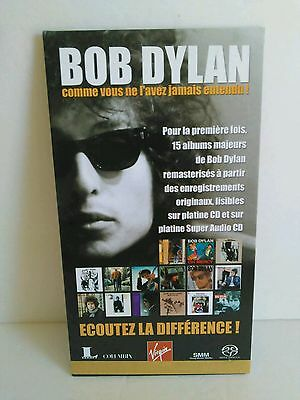 Bob Dylan Virgin Records French Promo Display