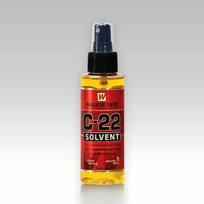 Walker Tape C-22 solvent Spray for Lace Wigs & Toupees  4oz