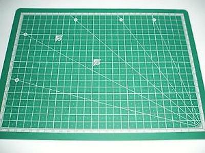 Self Healing Cutting Mat A4 Toolzone Hobby Craft Cutting Modelling Tools board