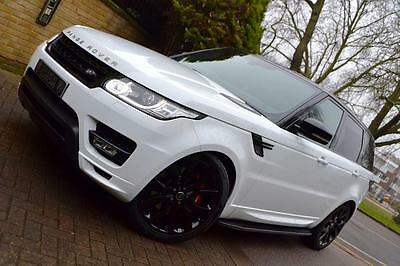 2013 Land Rover Range Rover Sport 3.0 SD V6 Autobiography Dynamic Station