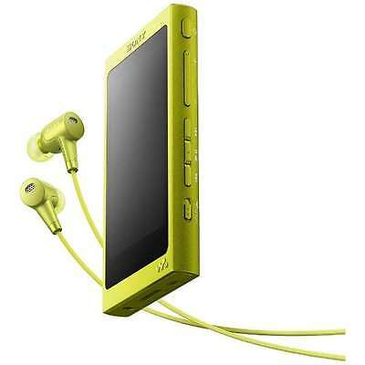Sony NW-A35HNY Walkman with High Resolution Audio