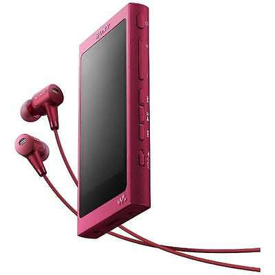 Sony NW-A35HNP Walkman with High Resolution Audio
