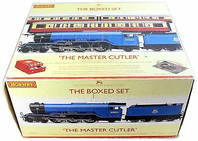 Oo Hornby R1074 The Master Cutler Boxed Set U29