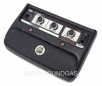 BOSS DELAY MACHINE DM-1 Early Japanese Guitar Effect Pedal *price inc 20% VAT*