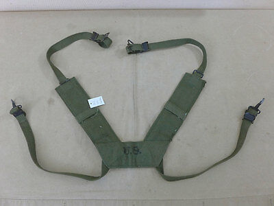 Suspenders Lightweight Load Carrying Individual Equipment Belt Typ US M-1956