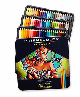 Prismacolor Premier Colored Pencils 72 set Bunte Bleistifte