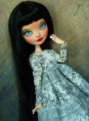 Ever After High Doll Ooak Custom Nude Repaint