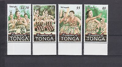 T17526 Tonga 1591-1594 postfr./mnh Traditionelle Tänze