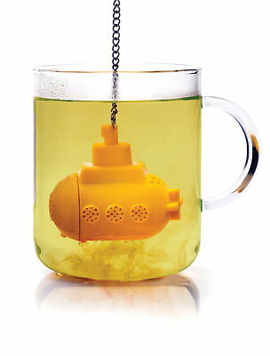 Infusore Sottomarino The E Tisane Filtri Per Infusi Mr.tea In Silicone