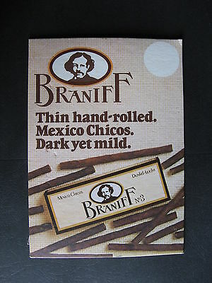 Braniff Counter Sign