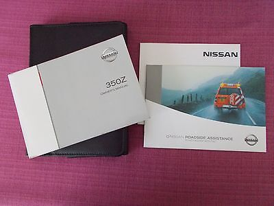 Nissan 350Z Coupe (2003 - 2005) Handbook - User Guide - Owners Manual. Acq 3869