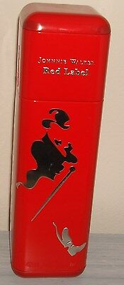 Vhtf Johnnie Walker Red Label Scotch Whisky Tin Case!!!