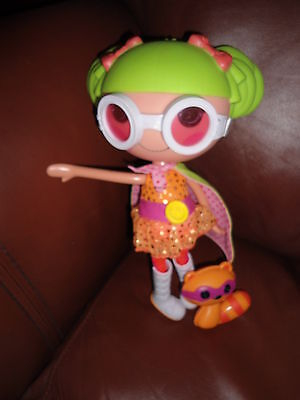 Lalaloopsy Dyna Mite And Pet Full Size Doll