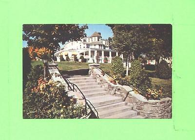D Postcard He Homestead And Cottages Lake Placid New York .