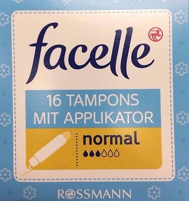 16x Tampons by Facelle