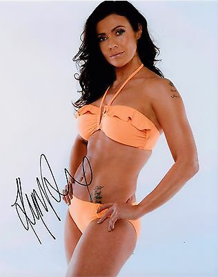 KYM MARSH SIGNED 10x8 PHOTO - Coronation Street