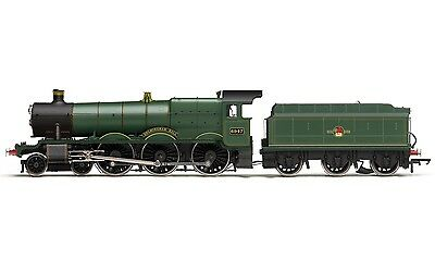 Hornby RailRoad BR 4-6-0 Helmingham Hall 4900 Hall Class Late BR - Free Shipping